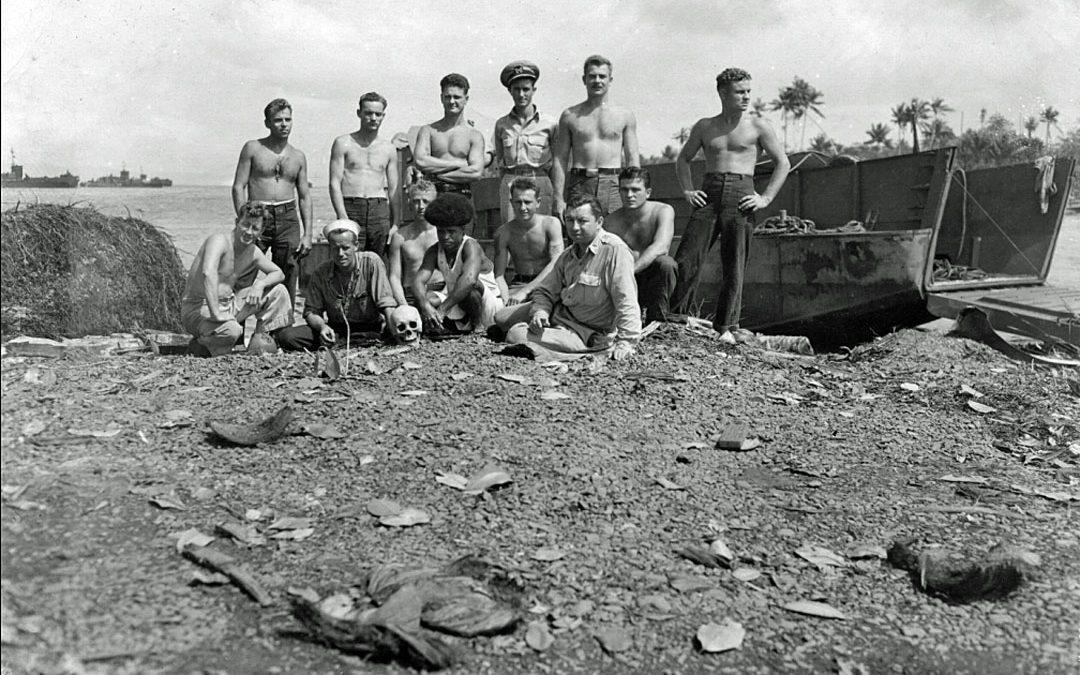 Charlie & his Divers at Guadalcanal!