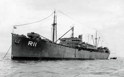 USS Rigel – Big Ship, Big Duty!